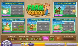 Farm Scratch