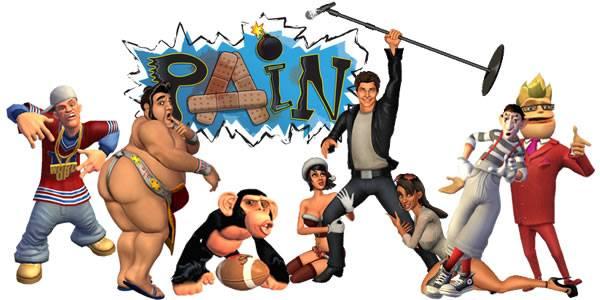 Logo PAIN
